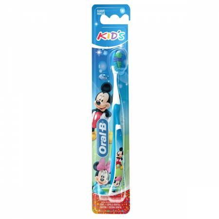 Escova Dental Infantil Oral B Mickey