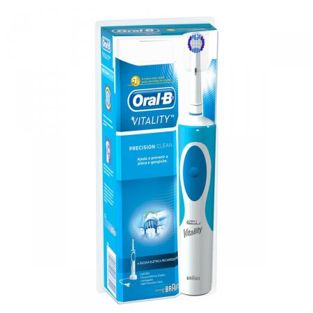 Escova Elétrica Oral-B Vitality Precision Clean