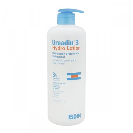 Hidratante Corporal ISDIN Ureadin Hydro Lotion 500 gramas | Droga Raia