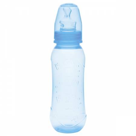 Mamadeira Kuka Aquarela Azul Bico Ortodôntico