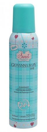 Desodorante Aerosol Giovanna Baby Candy