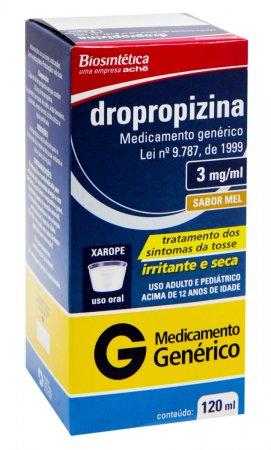 Dropropizina 3,0mg/ml