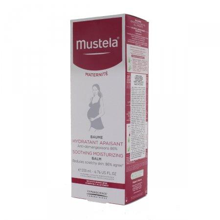 Bálsamo Hidratante e Calmante da Pele Mustela