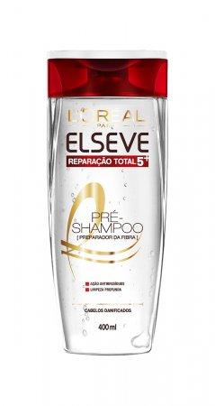 Pré - Shampoo Elseve Reparação Total 5