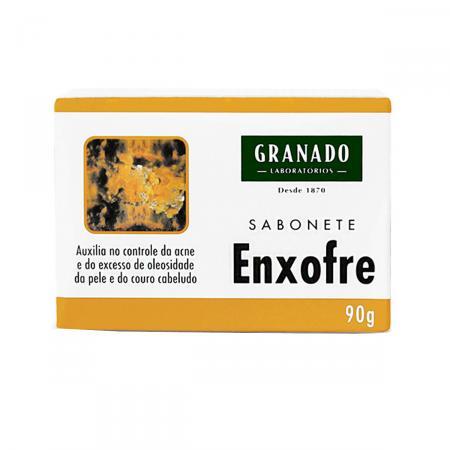 Sabonete Antisséptico Granado de Enxofre