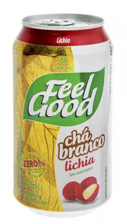 Chá Branco com Lichia