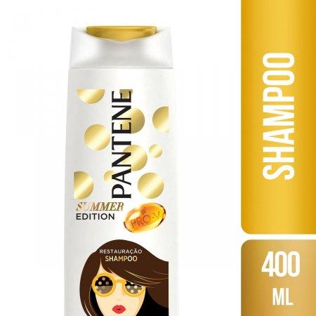 Shampoo Pantene Restauração Summer Edition