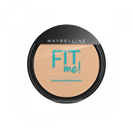 Pó Compacto Maybelline Fit Me N°110 Claro Real