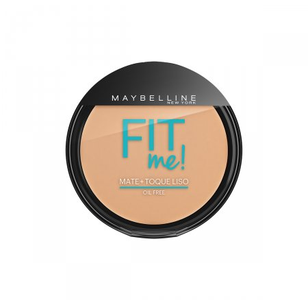 Pó Compacto Maybelline Fit Me N°140 Claro Singular