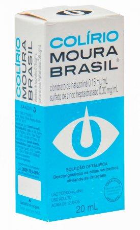Colírio Moura Brasil