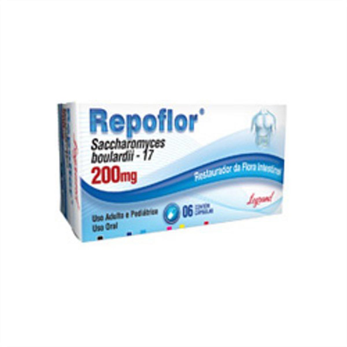 Floratil 200 mg comprimido bula