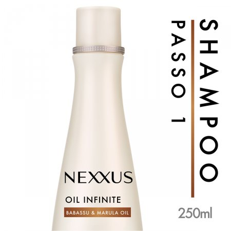 Shampoo Nexxus Oil Infinite