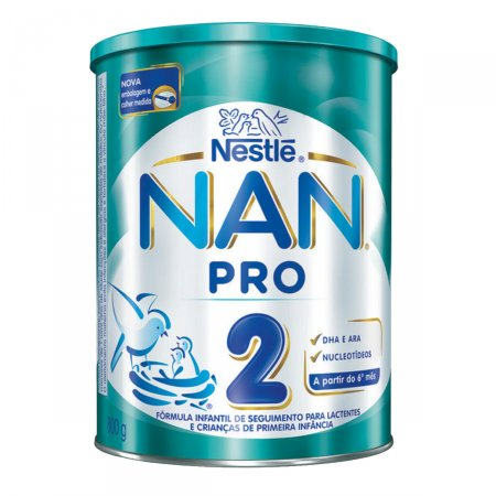 Fórmula Infantil Nan Pró 2