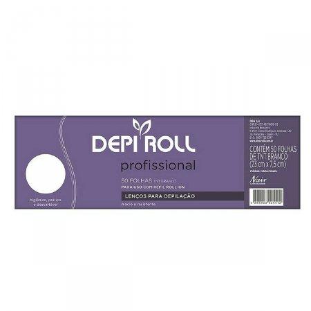Lenços para Depilação Depi Roll