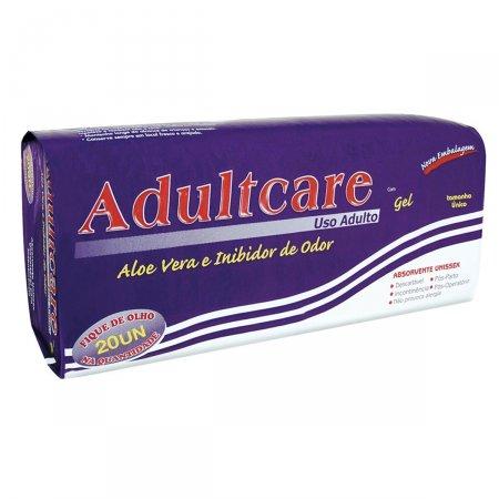 Absorvente Geriátrico Adultcare Unissex