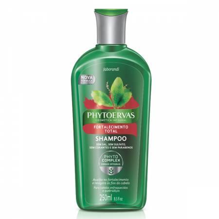Shampoo Fortalecedor de Jaborandi