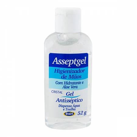 Gel Higienizador de Mãos Asseptgel