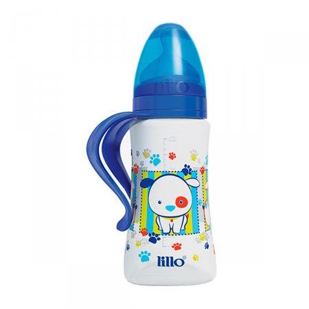 Mamadeira Lillo Design Fashion com Alça Cor Azul
