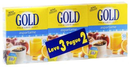 Adoçante Aspartame