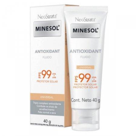 Protetor Solar Facial Neostrata Minesol Antioxidante Universal FPS99
