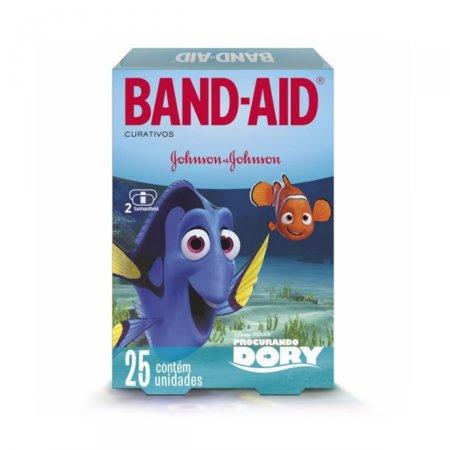 Curativos Band-Aid Procurando Dory