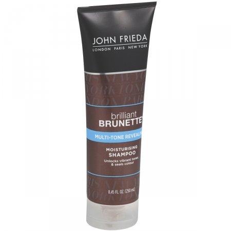 Shampoo John Frieda Brilliant Brunette Multi-tone Revealing Moisturizing