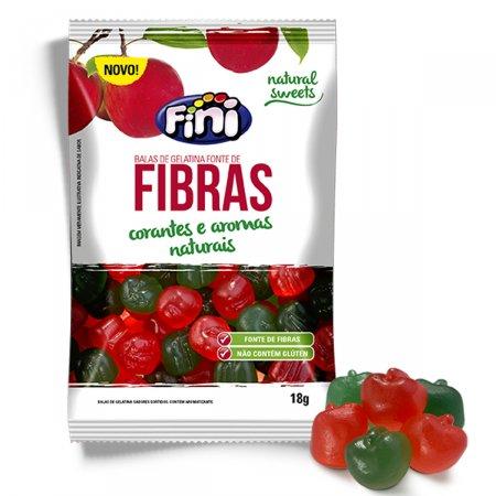 Bala Natural Sweets Fibras
