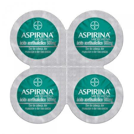 Aspirina Microativa