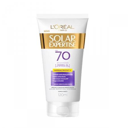 Protetor Solar L'oréal Expertise Supreme Protect 4 FPS70
