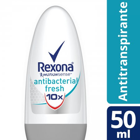 Desodorante Rexona Woman Roll-On Antibacterial Fresh