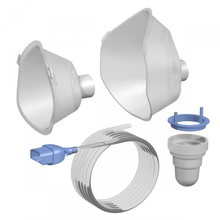 Kit para Inalador Ultrassônico Respiramax