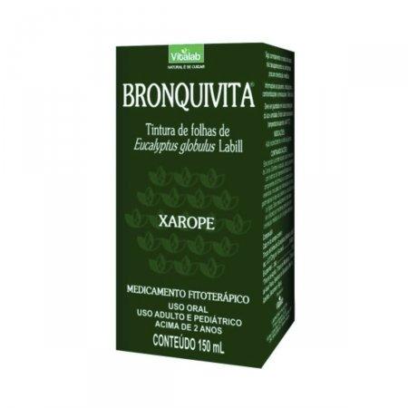 Xarope Expectorante Bronquivita