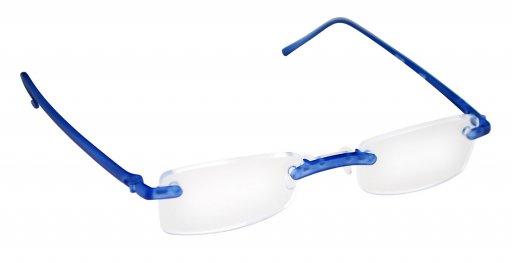 0b34fe1e72034 Óculos para Leitura Smart Azul 1,50 B+D   Droga Raia