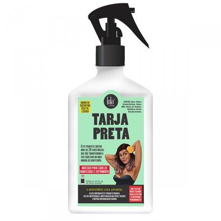 Queratina Líquida Vegetal Lola Tarja Preta
