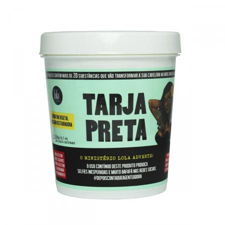 Máscara Restauradora Lola Tarja Preta