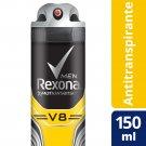 Desodorante Antitranspirante Aerosol Rexona Men V8