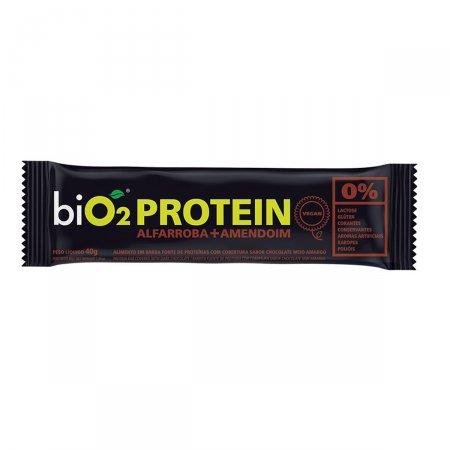 Barra Protein Alfarroba + Amendoin
