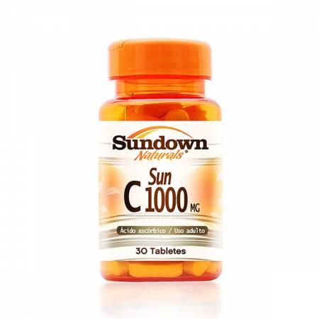Vitamina Sundown Sun C