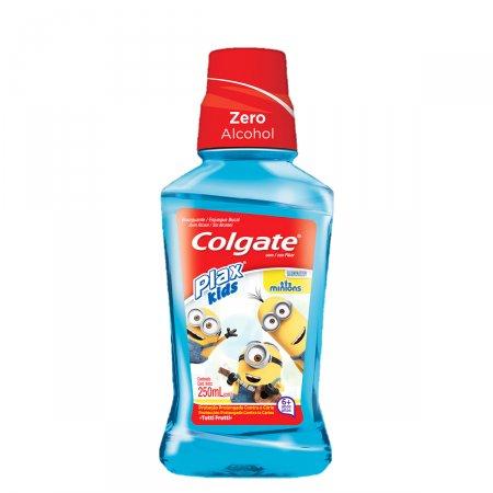 Enxaguante Bucal Colgate Plax Kids Minions