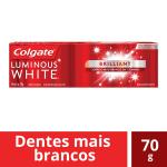 Creme Dental Colgate Luminous ... Creme Dental Colgate Luminous White Brilliant White