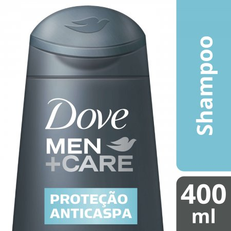 Shampoo Dove Men Proteção Anticaspa