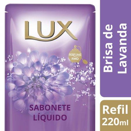 Sabonete Líquido Lux Brisas de Lavanda Refil