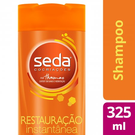 Shampoo Seda SOS Restauração Instantânea
