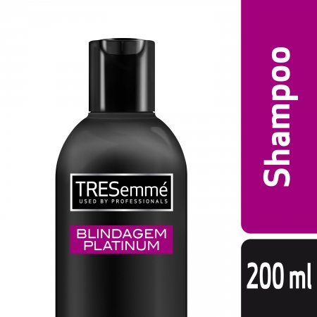 Shampoo Tresemmé Blindagem Platinum