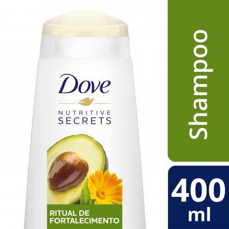 Shampoo Dove Ritual de Fortalecimento