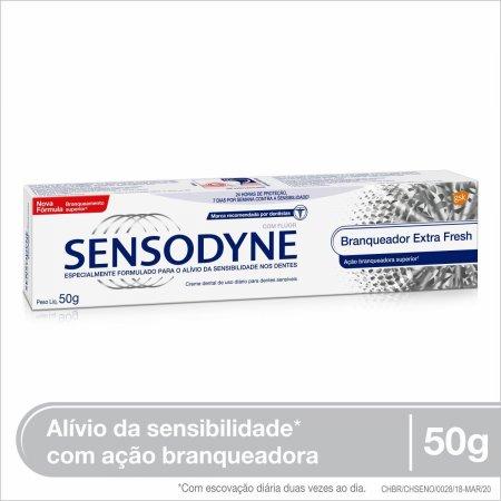 Creme Dental Sensodyne   Drogaraia.com Foto 2