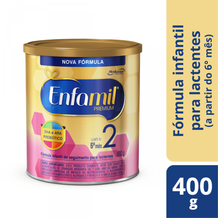 Fórmula Infantil Enfamil 2