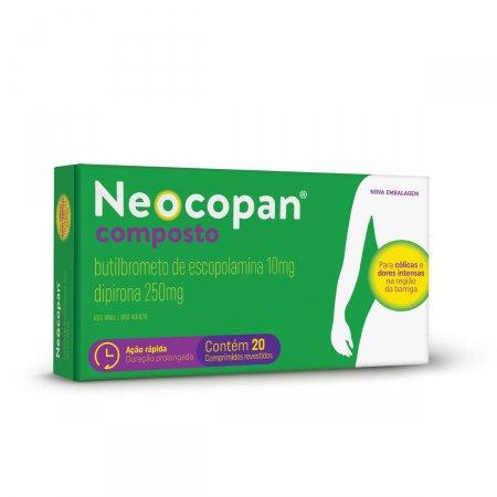 Neocopan Composto com 20 comprimidos