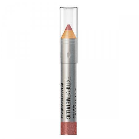 Batom Lápis Maybelline Color Sensational Extreme Metallics Nº110 Cor Agora ou Nunca