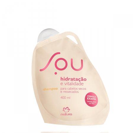 Shampoo SOU Hidratação e Vitalidade